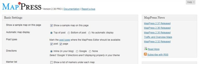 Top 6 store locator plugins for WordPress - mappress google maps for wordpress